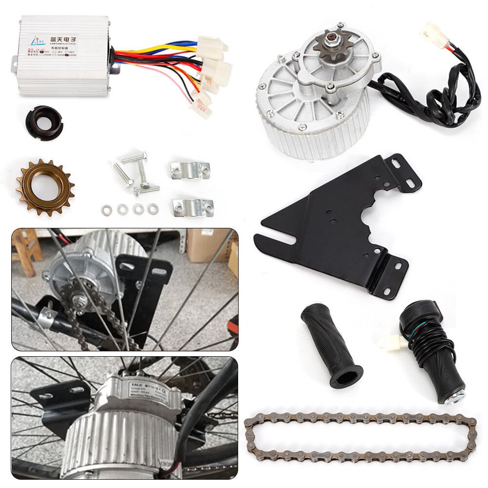 450W Electric Left Chain Drive Conversion 36V  Kit Ebike Conversion Kit Hot New    top brand