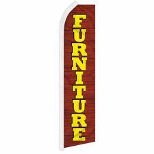 Furniture Advertising Super Flag Swooper Banner Business Sign