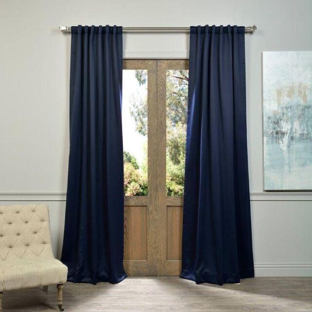 Exclusive Fabrics Blackout Curtain