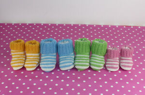 KNITTING-INSTRUCTIONS-BABY-EASY-STRIPE-BOOTIES-BOOTEES-BOOTS-KNITTING-PATTERN