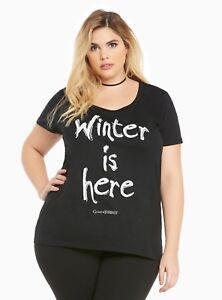 Torrid BREAKING BAD HEISENBERG SKETCH Women/'s Plus Size T-Shirt NWT Licensed