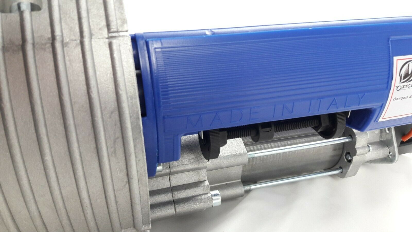Kit automazione motore per serranda 230V BFT PUJOL ACM 180kg asse 48 60 Freno