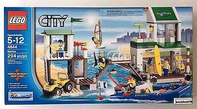 LEGO 4644 Marina