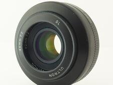 Voigtlander ULTRON 40mm F2 SLII  Aspherical CANON Excellent Used Lens Japan #317