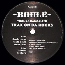 Thomas Bangalter-TRAX on poiché Rocks/houseclassic VINILE/roulé 301