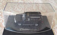 Collectible Anson scale model Black Cadillac Escalade/With Clear Display Case.