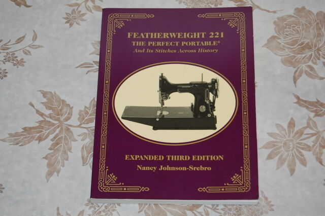Singer Featherweight 221 221k Manual On Cd  U2013 Complete 220