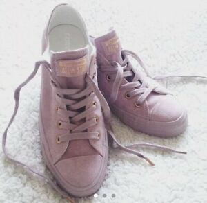 Rose Gold Converse Size