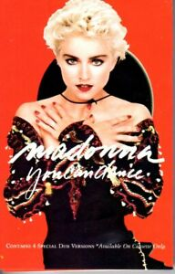 Madonna-You-Can-Dance-1987-Cassette-Tape-Album-Pop-Dance-Rock-80s-90s