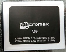 Battery for Micromax Bolt A69 & A67 - Battery for Micromax A69 / A67 Bolt Mobile