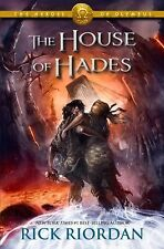 The HOUSE OF HADES ~ HEROES OF OLYMPUS Rick Riordan 2013 HC