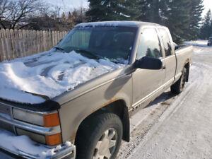 1998 Chevrolet Silverado 1500