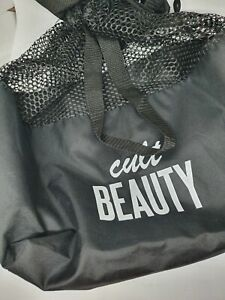 Details about Cult Beauty Reuseable Shopping Tote Beach Bag With Drawstrings. (Foldable) NEW