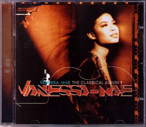 1 von 1 - Vanessa-MAE: THE CLASSICAL ALBUM 1 BACH Partita BRUCH Scottish Fantasy BRAHMS CD