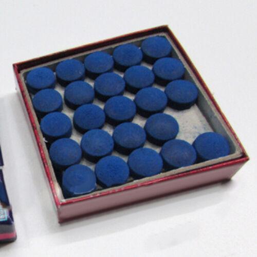 Pool Snooker Billiard Spiel Queue Tipps 50 X Spitze 9MM//10MM Weich Ersatz Teil