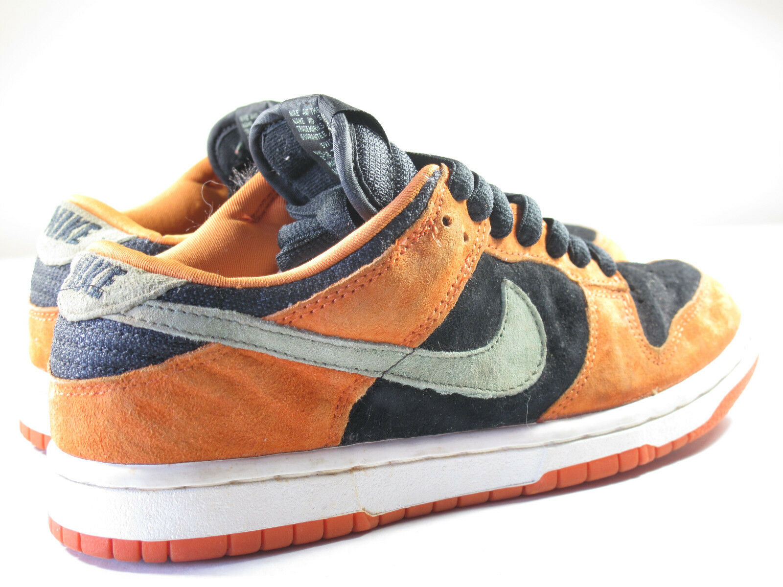 NIKE 2001 DUNK CO.JP UGLY DUCKLING NORI SUEDE 5 SUPREME DENIM LUCKY SB PRO B