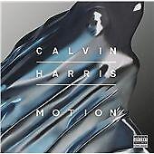 Calvin Harris - Motion (2014)  CD  NEW  SPEEDYPOST