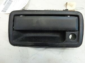 Outer Outside Front Left Driver Door Handle For Chevrolet Express 1500 1996-2002