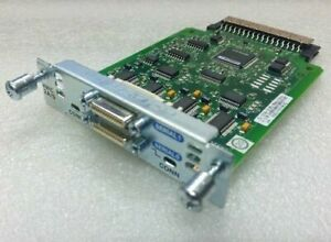 HWIC-2A//S Cisco 2-Port Async//Sync Serial WAN Interface Card *Same Day Shipping