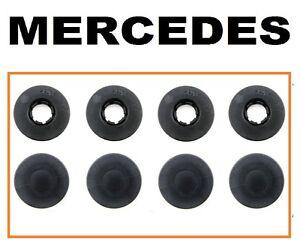 Befestigung-Clip-fuer-Fussmatten-Automatten-Gummimatten-Mercedes-4x-set