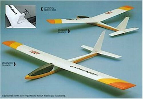 kit-to-build Chris Foss Middle Phase Primary Glider