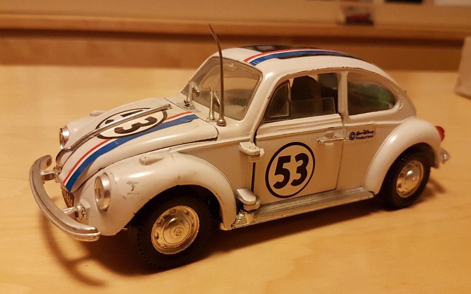 VW 1303 Coccinelle-POLISTIL-Herbie - 1 24 - No 53-Super état