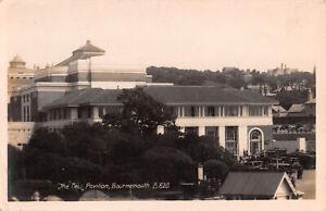 R278332 The New Pavilion. Bournemouth. No. 620. RP. W. J. Nigh. 1935