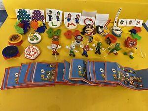 Komplettsatz-Neu-Super-Mario-DV548-DV596-24-Figuren-mit-allen-BPZ-mit-DV563