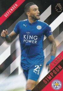 2017-18-Topps-Premier-League-or-Football-Cartes-a-Collectionner-62-Danny