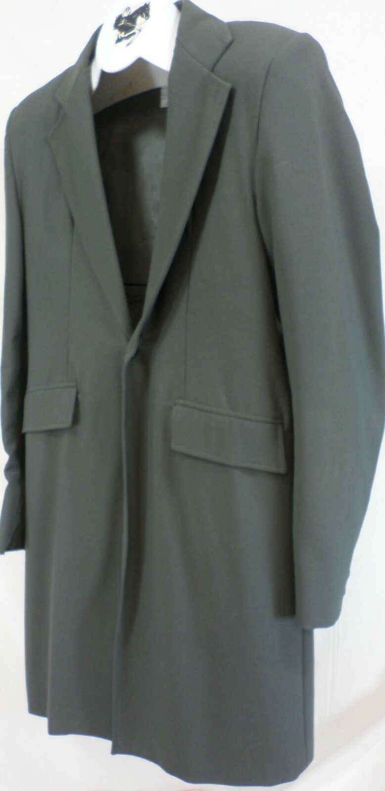 Reed Hill Mens Saddleseat 3 Pc Suit  Sage Green Stretch Wool Blend 40 - USA  timeless classic