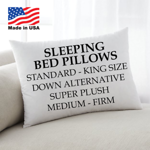 Down-Alternative-King-Standard-Queen-Bed-Pillows-Hypoallergenic-USA-Made-1-Pack