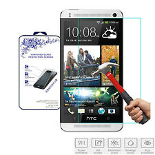 for HTC One M8 Premium Real HD Tempered Glass Film Screen Protector