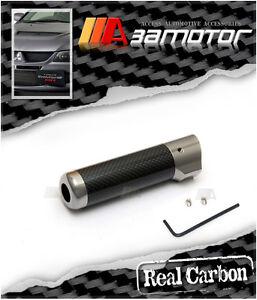 Dry-Carbon-Fibre-Handbrake-Hand-Brake-Handle-E-Brake-for-Mitsubishi-EVO-7-8-amp-9