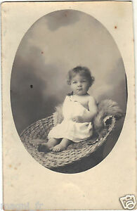 Photographie-ancienne-Bebe-H9600