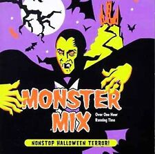 Monster Mix: Nonstop Halloween Terror, Various Artists, Good