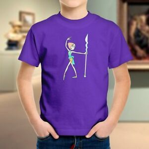 Steven-Universe-Pearl-Crystal-Gems-SU-Kids-Boys-Youth-Tee-T-Shirt-Short-Sleeve