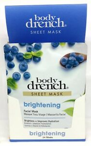 Body-Drench-Sheet-Mask-Brightening-Pick-Any-Set-Lot-of-4-8-12-24-Pack