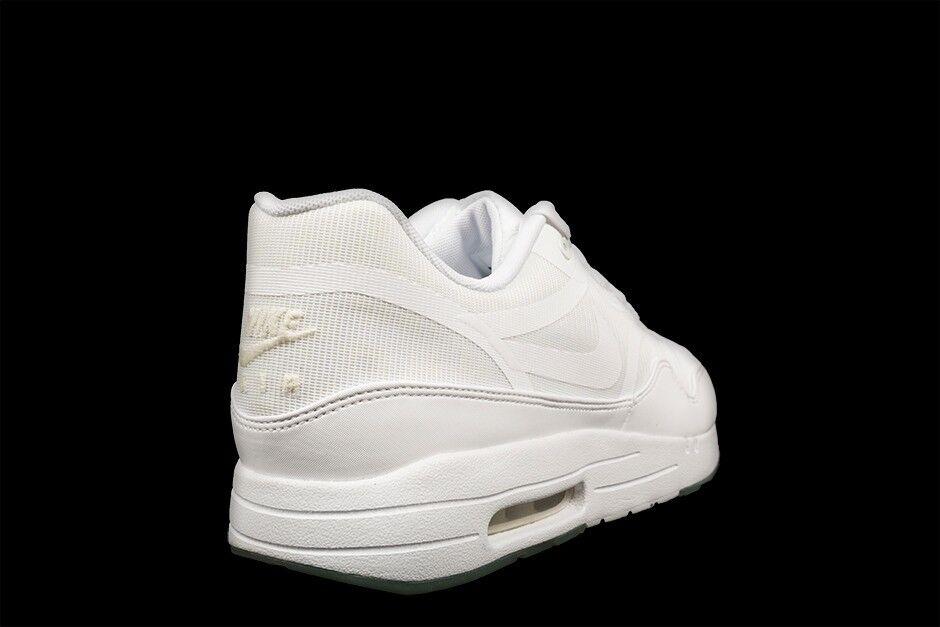 Nike Air Max 1 CMFT PRM TAPE Wmn Sz 8 CANDY 599895-113 WHITE/WHITE-MINT CANDY 8 cc35df