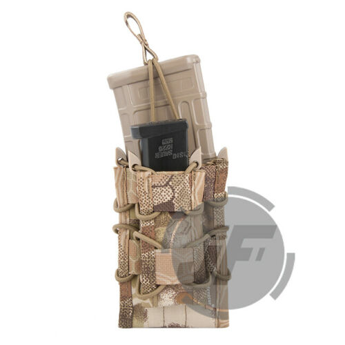 Emerson MOLLE Modular Mag Pouch Pistol Mag Carrier /& 5.56//2.23 Magazine Pouch