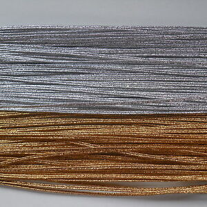 Soutache (Russia) braid package 53 colours x 1 meters - Great Value!