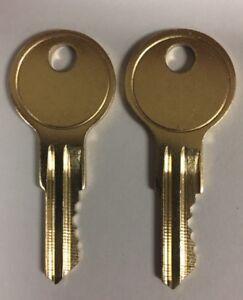 Keys Cut to Your Code Home Depot Tool Box  A01-A20 R601-R620 B01-B05 0001-0010