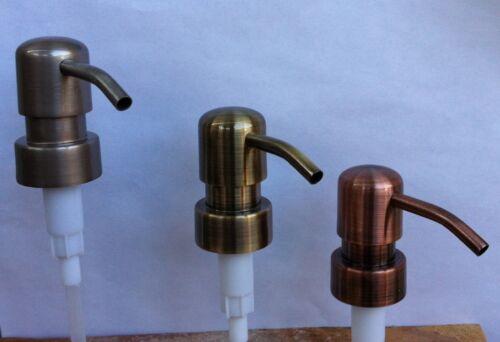 Liqueur Bouteilles Savon Distributeur Escarpins 12 Distributeurs de savon avec colliers Bocaux Mason