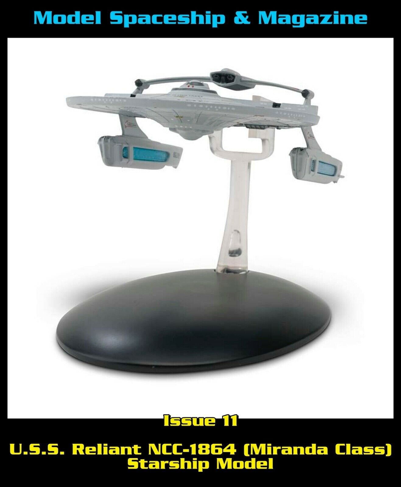 Issue 11: U.S.S. Reliant NCC-1864