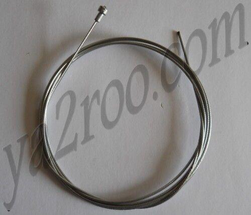 Lot 50 cables de frein inox vélo route 15 10éme 1m80 neuf