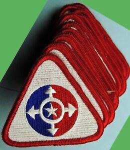 Vietnam L11 Dealer Lot 20 U.S Bundle Army 1st Logistical Command Patches