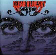 "Clear Blue Sky:  ""Destiny"" + Bonustracks (Digipak CD Reissue)"