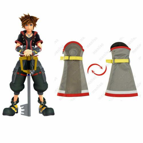 Kingdom Hearts 3 III Sora Cosplay Arm Guards Game Props Costume Men Accessories