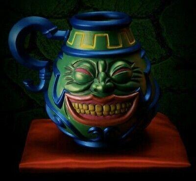 Yu-Gi-Oh Yugioh Pot Of Greed Hakuun Pottery Premium BANDAI limited Japan NEW