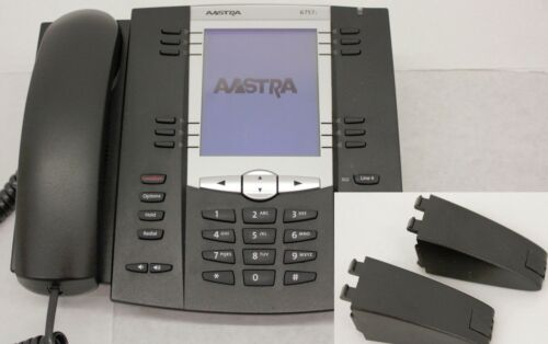 Aastra 6757i VOIP IP Phone w// Stand B-Stock 6757 57i A1757-0131-10-01