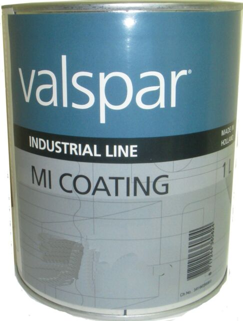 VALSPAR 2k Acrylic TINTER MI286 OXIDE YELLOW  1 Litre for paint mixing